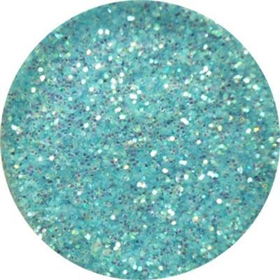 Polvere Neon Glitter Azzurro