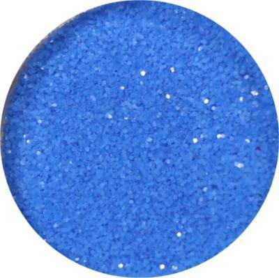 Polvere Neon Glitter Celeste