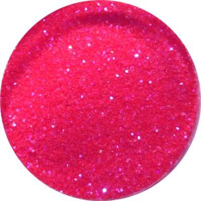 Polvere Neon Glitter Rosa Scuro