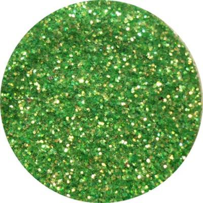 Polvere Neon Glitter Verde Chiaro