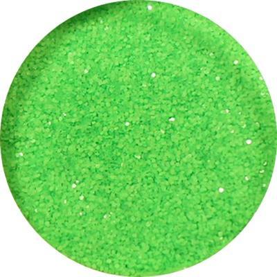 Polvere Neon Glitter Verde