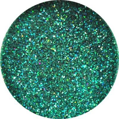 Polvere Super Glitter Turchese
