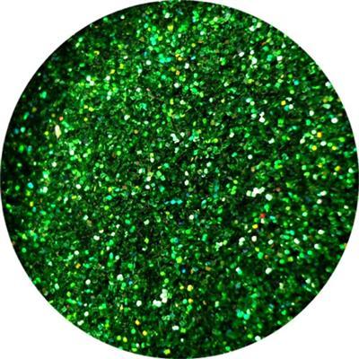 Polvere Super Glitter Verde