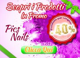 Scopri i Prodotti per Unghie e Nail art in promozione