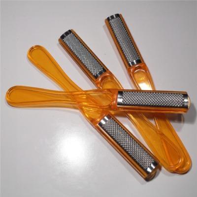 Raspa Metallo Arancione