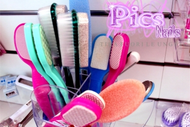 Raspe per Pedicure Estetica Pics Nails