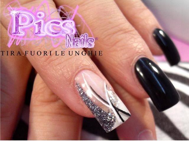 Assez Ricostruzione Unghie in Gel | Pics Nails NR61