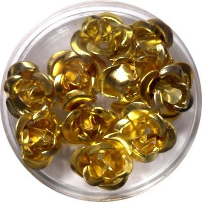 Rose in Alluminio Oro