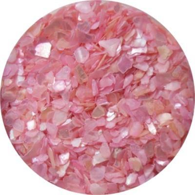 Scaglie di Conchiglia Rosa Antico Chiaro