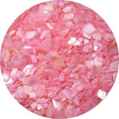 Scaglie di Conchiglia Rosa