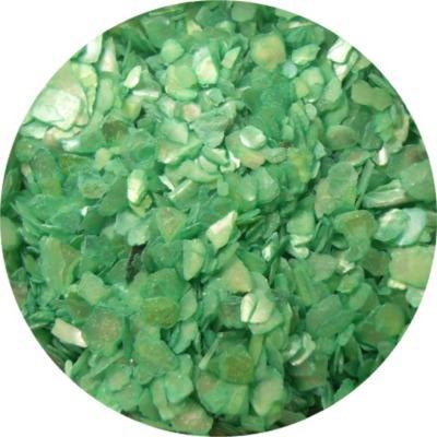 Scaglie di Conchiglia Verde
