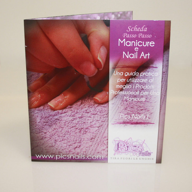Scheda Passo Passo Manicure e Nail Art