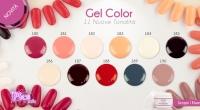 Scopri i Nuovi Gel Color!! 11 Nuove Tonalità per le tue Unghie>