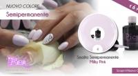 Scopri il NUOVO Colore Semipermanente Milky Pink N°4