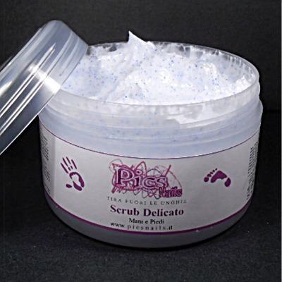 Scrub Delicato Mani e Piedi 250 ml