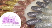 Semipermanente Glitter per Unghie