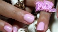 Semipermanente Rosa Naturale Pics Nails