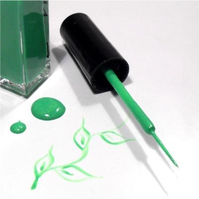 Smalto da Decoro Neon Verde