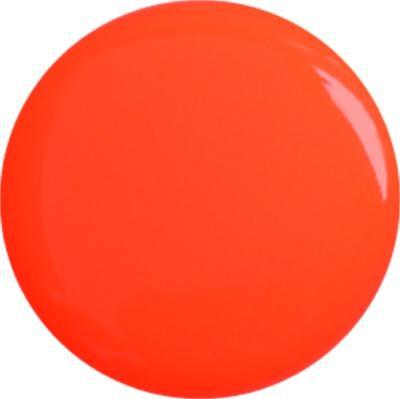 Smalto Rosso Arancio Chiaro Laccato 3