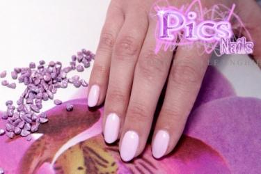 smalto semipermanente 3in1 Rosa Baby Pics Nails