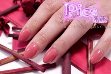 Smalto Semipermanente 3in1 Terracotta Rosata Pics Nails