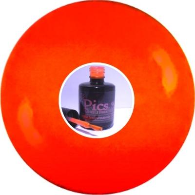Smalto Semipermanente Arancio Neon 95