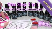 Smalto Semipermanente One Step 3 in 1 Slide