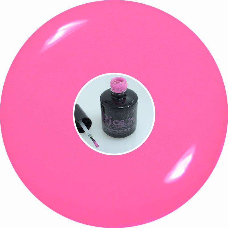Smalto Semipermanente Rosa Chiaro Neon 106 10 ML