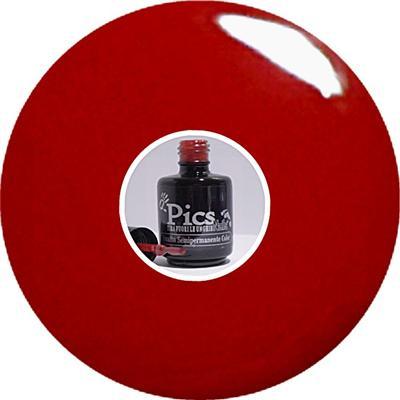 Smalto Semipermanente Rosso Laccato 15
