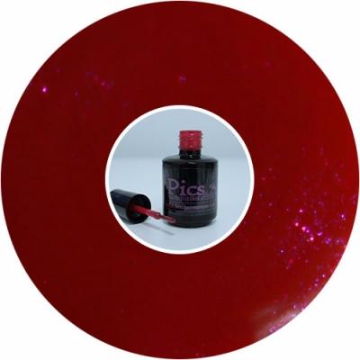 Smalto Semipermanente Rosso Magenta Metal 96