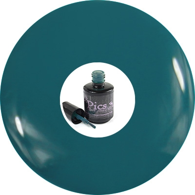 Smalto Semipermanente Verde Giada 107 10 ML