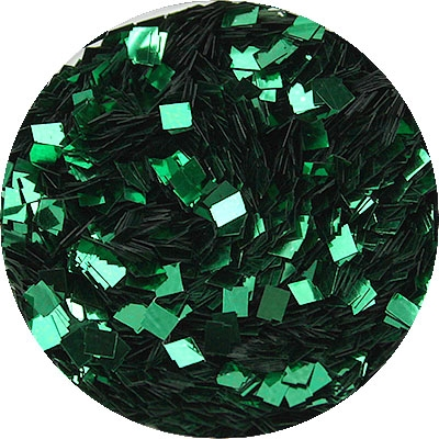 Specchietti Quadrati Verde