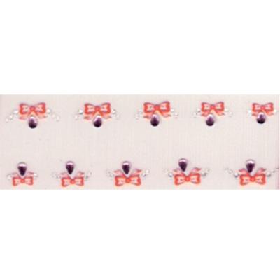 Stickers con Strass 47