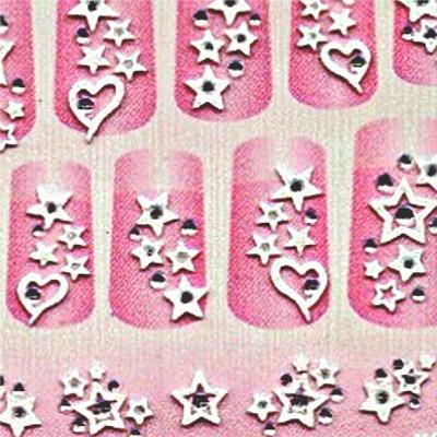 Stickers con Strass 75