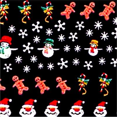Stickers Natale 42