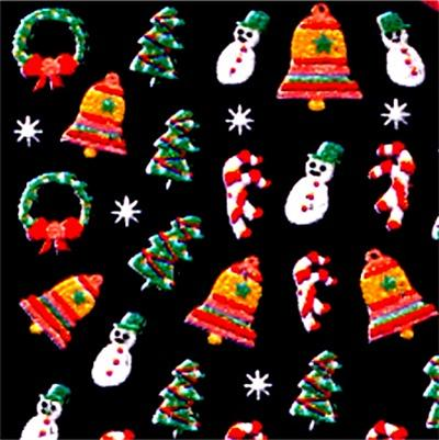 Stickers Natale 45