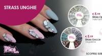Strass per Unghie Olografiche e Forme Varie Pics Nails