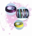 Striping Tape Strisce Adesive Nail Art