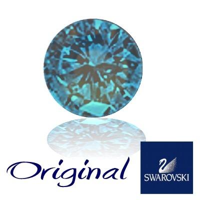 Swarovski Caribbean Blue Opal