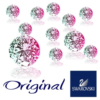 Swarovski Crystal Aurore Boreale 1440 Pz