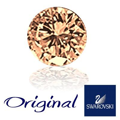 Swarovski Crystal Golden Shadow