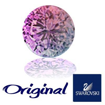 Swarovski Crystal Light Rose AB