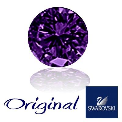 Swarovski Purple Velvet