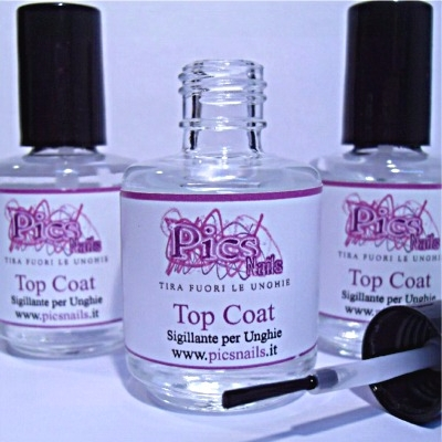 Top Coat Sigillante - Smalto per Unghie