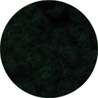 Unghie Effetto Peloso  verde scuro