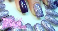 unghie_glitter_viola