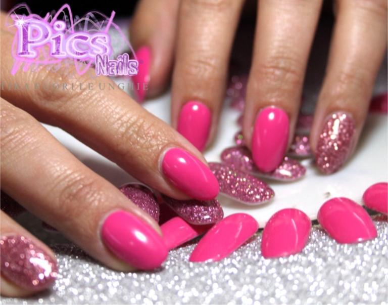 Immagini unghie gel pics nails for Immagini con i brillantini