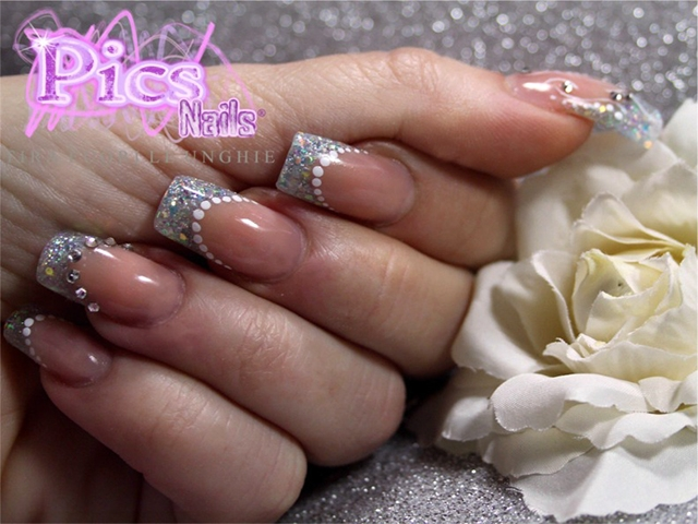 Top Unghie Sposa Originali | Pics Nails JV25