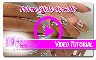 Video Tutorial per Unghie Pics Nails